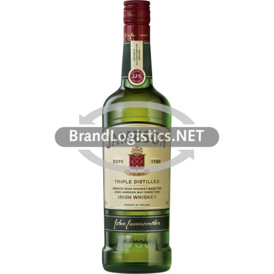 Jameson 40% vol. 0,7l