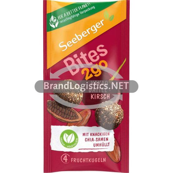 Seeberger Bites2go Kakao-Dattel-Kirsch 4 Fruchtkugeln