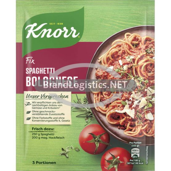 Knorr Fix Spaghetti Bolognese 38g Beutel