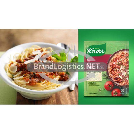 Knorr Fix Spaghetti Bolognese Bildschirmgrafik 1920×1080