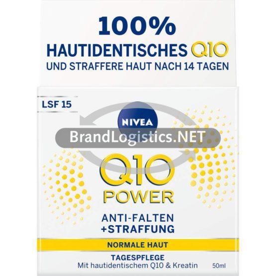 Nivea Q10 Power Anti-Falten +Straffung Tagespflege 50ml