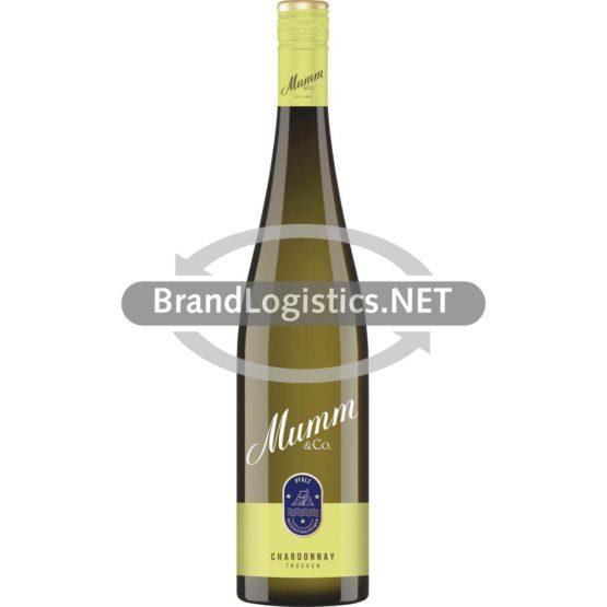 Mumm Chardonnay trocken 0,75 l