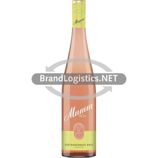 Mumm Spätburgunder Rosé trocken 0,75 l