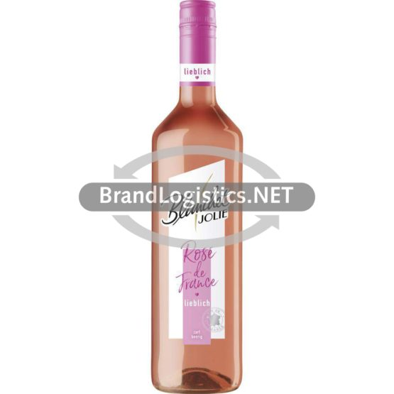 Blanchet Jolie Rosé de France lieblich 0,75 l