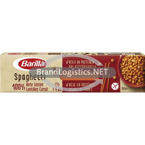 Barilla Spaghetti Rote Linsen 250 g