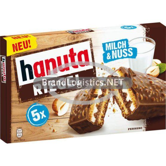 Hanuta Riegel 5 x 34,5 g