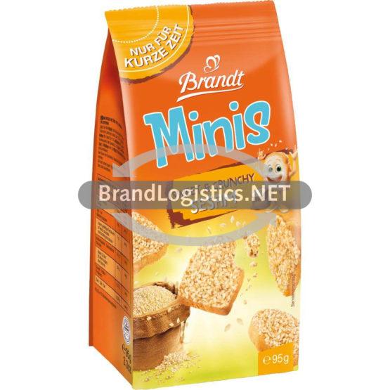 Brandt Minis-Sweet & Crunchy Sesam 95 g