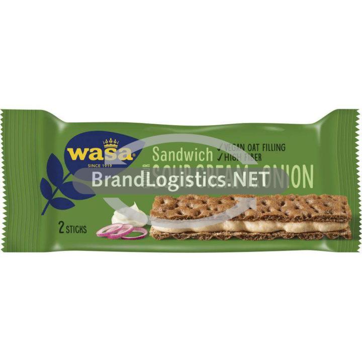 Wasa Sandwich Sour Cream & Onion
