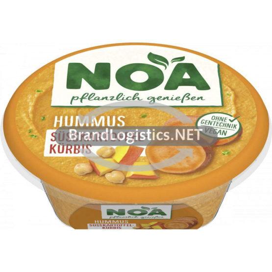 NOA Hummus Süßkartoffel-Kürbis 175g