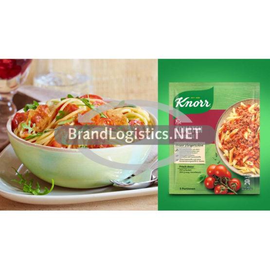 Knorr Fix Tomaten Bolognese Bildschirmgrafik 1920×1080