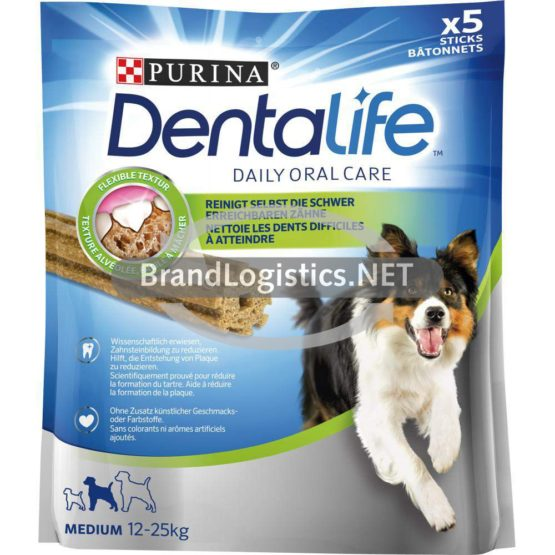 Purina Dentalife Medium 5x115g