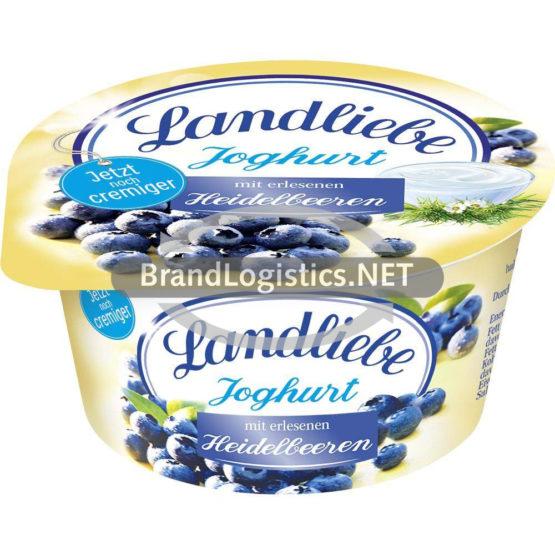Landliebe Fruchtjoghurt 3,8% 150g Heidelbeere