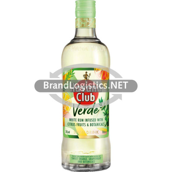 Havana Club Verde 35% vol. 0,7 l