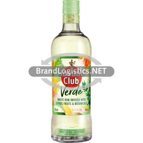 Havana Club Verde 35% vol. 0,7 l