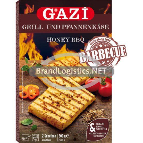 GAZİ Grill- und Pfannenkäse Honey-BBQ 200g