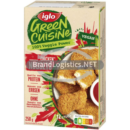 Green Cuisine Chicken Nuggets 250g