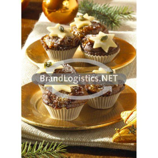Mini-Lebkuchen-Muffins