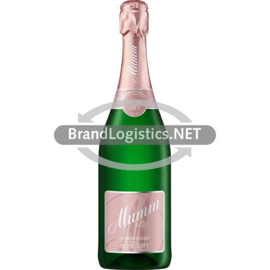 Mumm Rosé Dry Jahrgang 0,75l