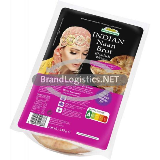 Naan Brot klassisch 235 g