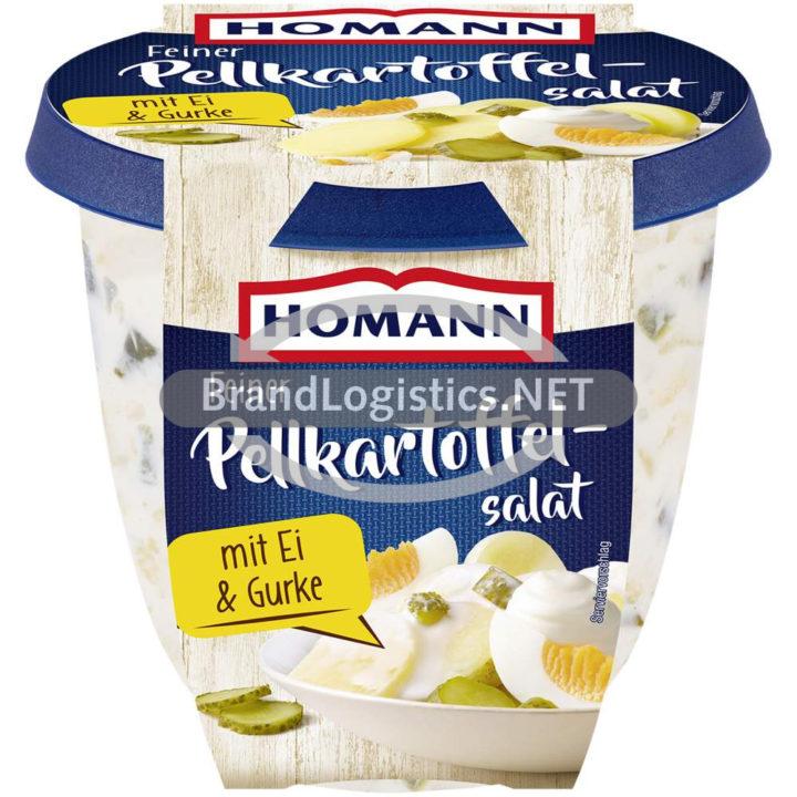 Homann Feiner Pellkartoffelsalat 400 g