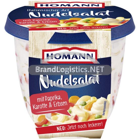 Homann Italienischer Art Nudelsalat Italienischer Art 400g