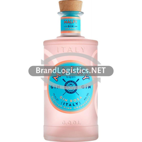 Malfy Gin Rosa 41% vol 0,7 l