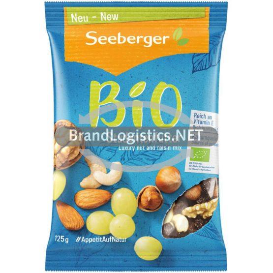 Seeberger Bio Studentenfutter 125g