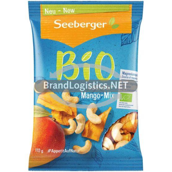 Seeberger Bio Cashew-Mango-Mix 110g