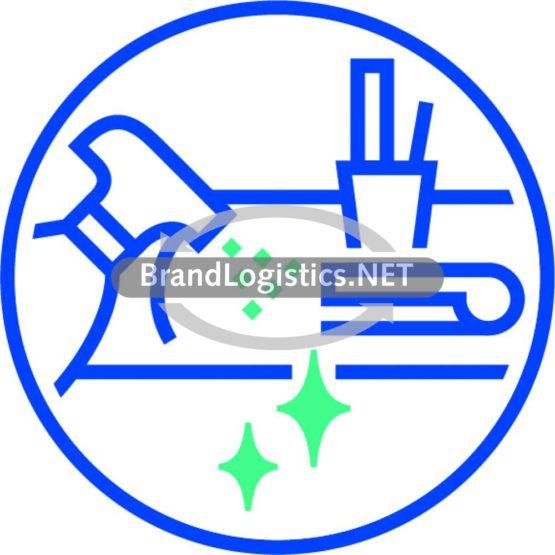 Piktogramm Arbeitsplatz desinfizieren (1)