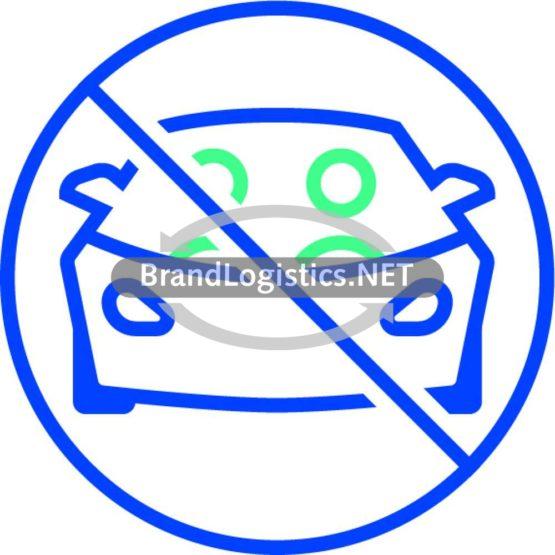 Piktogramm Fahrgemeinschaften und Arbeitsreisen vermeiden