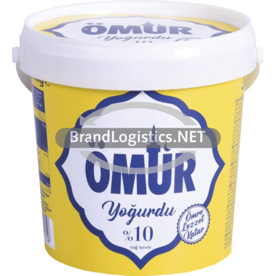 Ömür Sahnejoghurt stichfest 10% Fett 1kg