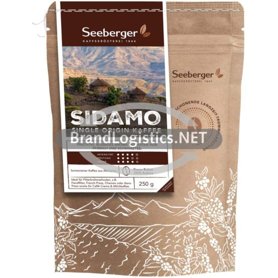 SIDAMO SINGLE ORIGIN KAFFEE 250 g