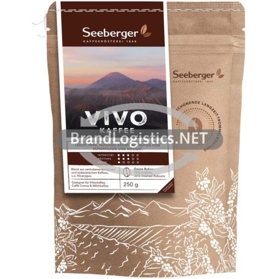 SEEBERGER VIVO KAFFEE 250 g