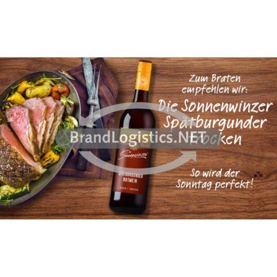 Badischer Winzerkeller Spätburgunder Rotwein zu Braten Waagengrafik 800×468