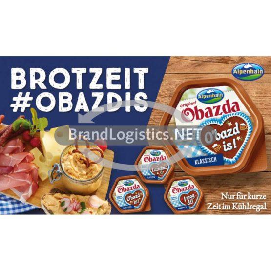 Alpenhain Obazda Brotzeit Original Waagengrafik Wiesen-Edition 800×468