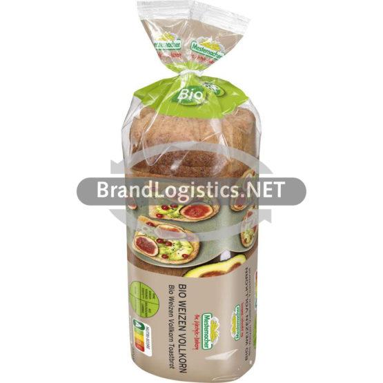 Mestemacher Bio Weizen Vollkorn Toast 440 g