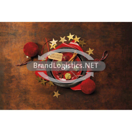 Weihnachtliche Pimpernickel-Pralinen