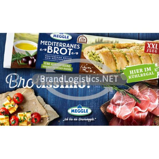 Meggle Mediterranes Brot zu Wurst Waagengrafik 800×474