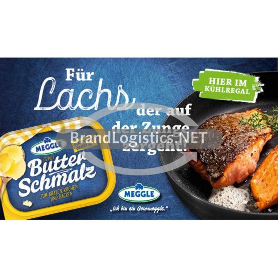 Meggle Butterschmalz zu Fisch Waagengrafik 800×474