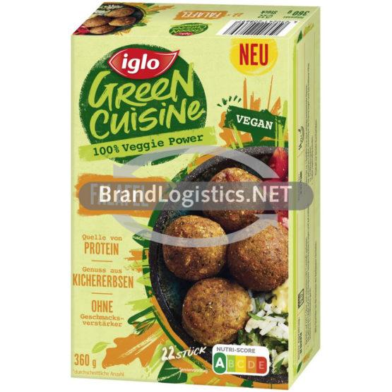 iglo Green Cuisine Falafel 360 g
