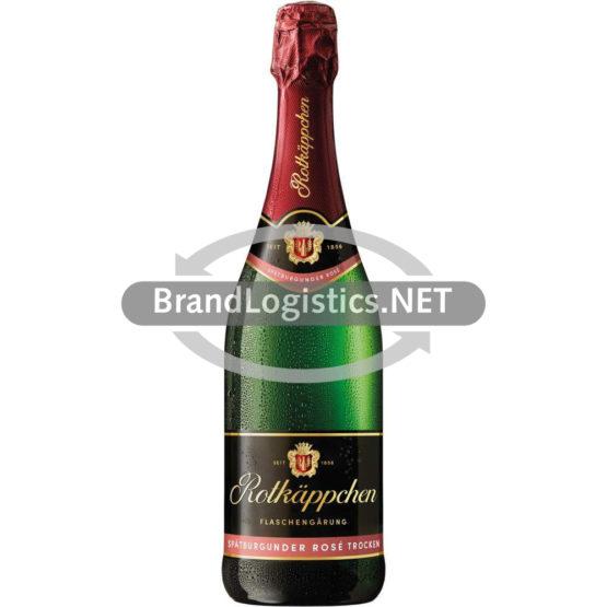 Rotkäppchen Flaschengärung Spätburgunder Rosé Trocken 12% vol. 0,75l