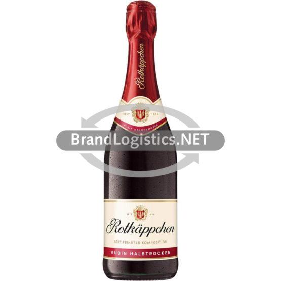 Rotkäppchen Tradition Sekt Rubin halbtrocken 12% vol. 0,75l
