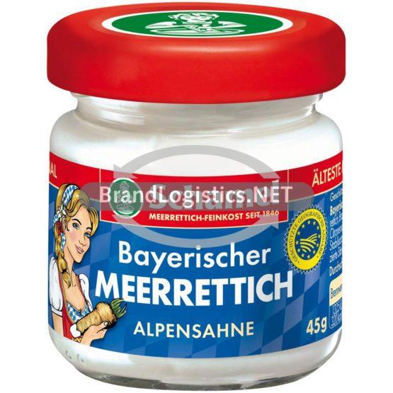 Schamel Meerrettich Alpensahne 45 g