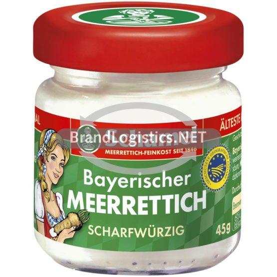 Schamel Meerrettich Scharfwürzig 45g