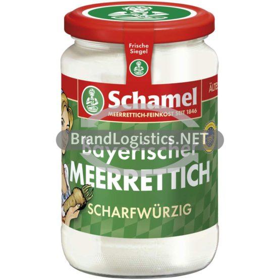 Schamel Meerrettich Scharfwürzig 680g