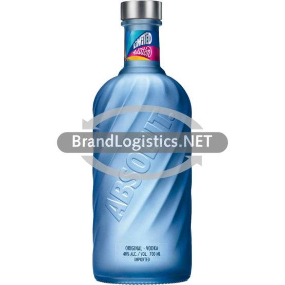 Absolut Vodka 40%  Movement Limited Edition 0,7 l