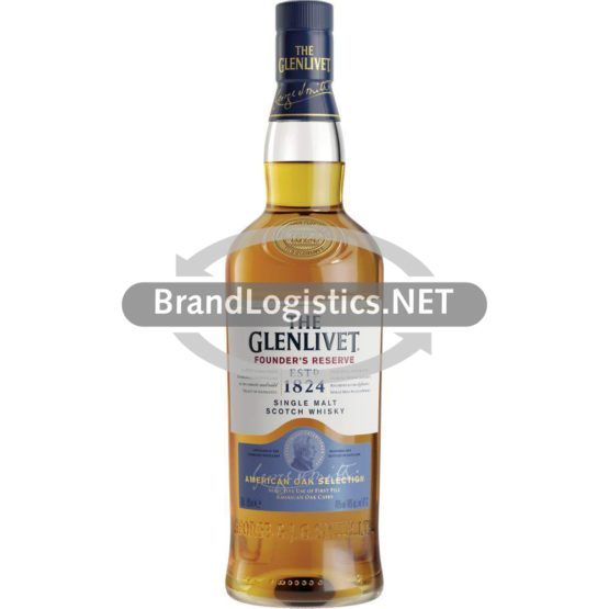 The Glenlivet Founder's Reserve 40% vol. 0,7l