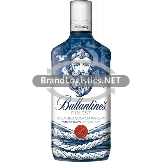 Ballantine's Finest Nordic Feeling 40% 0,7 l