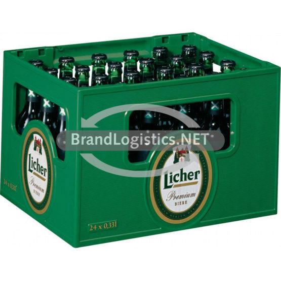 Licher Premium 24×0,33 l