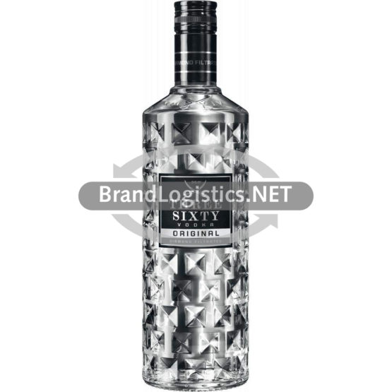 Three Sixty Vodka 37,5% vol. 0,5 l